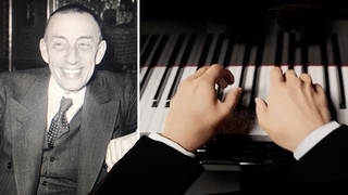 This AI has reconstructed actual Rachmaninov playing his own piano piece