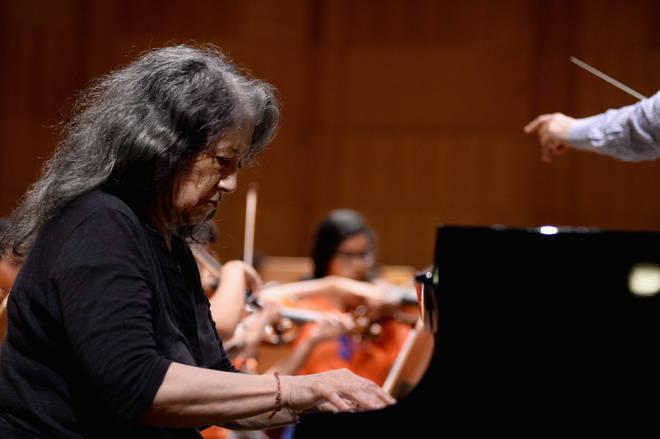 Martha Argerich is a trailblazing Argentine pianist
