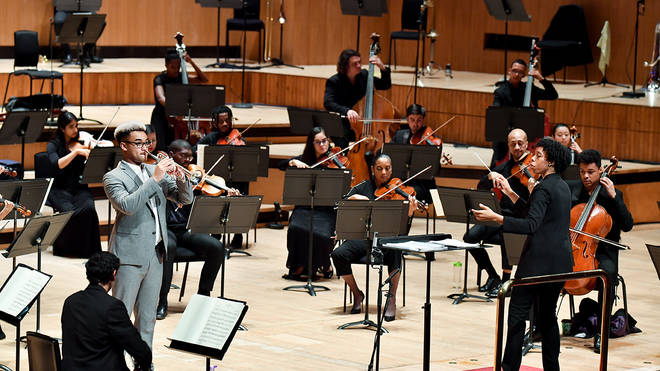 Chineke! Orchestra, founded by Chi-chi Nwanoku OBE