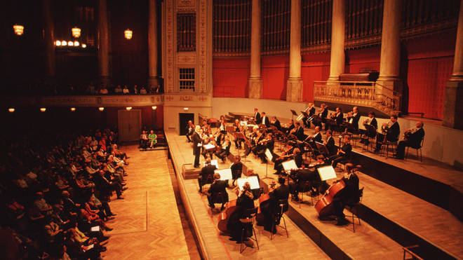 """There are still many people who love classical music – """"we know this from audience figures for broadcasts and recordings"""" – but who wouldn't set foot in a concert hall."""