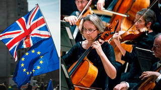 Minister blames EU for 'self-defeating' rejection of visa-free tours and music sector injury