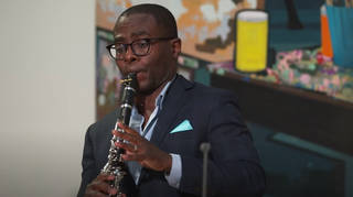 'To live a full life, you need to fully experience music and art' – clarinettist Anthony McGill