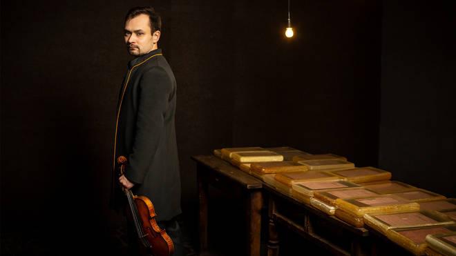 Janusz Wawrowski premiered Różycki's Violin Concerto in 2018