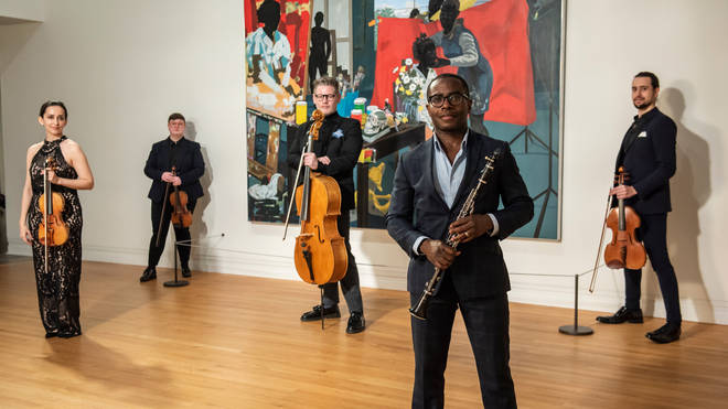 'To live a full life, you needed to fully experience music and art' – clarinettist Anthony McGill