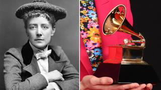 First-ever Grammy win for classical composer Ethel Smyth
