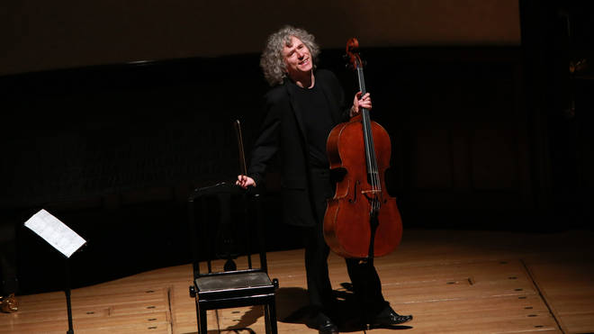 Steven Isserlis at Wigmore Hall, London