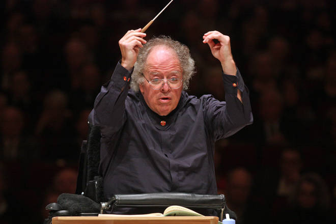 Conductor James Levine has died aged 77