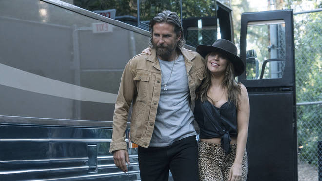 A Star is Born is currently the No. 1 UK album