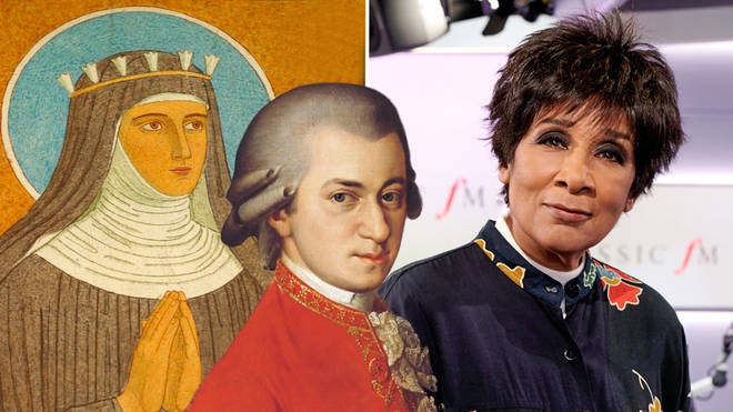 Join Moira Stuart for The Classic FM Chronicles this Easter weekend