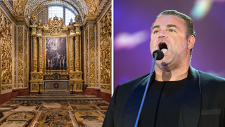 Watch our exclusive broadcast of Joseph Calleja's star-studded sacred concert from Malta