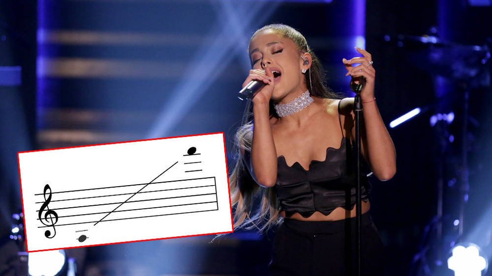 Let's take a minute to appreciate how incredible Ariana Grande's voice is
