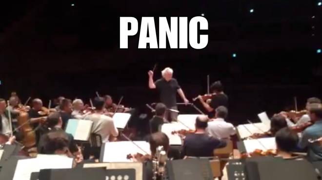 Berlin Philharmonic prank video