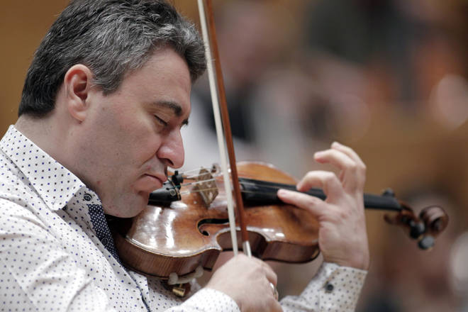 Maxim Vengerov is among the world's greatest living violinists