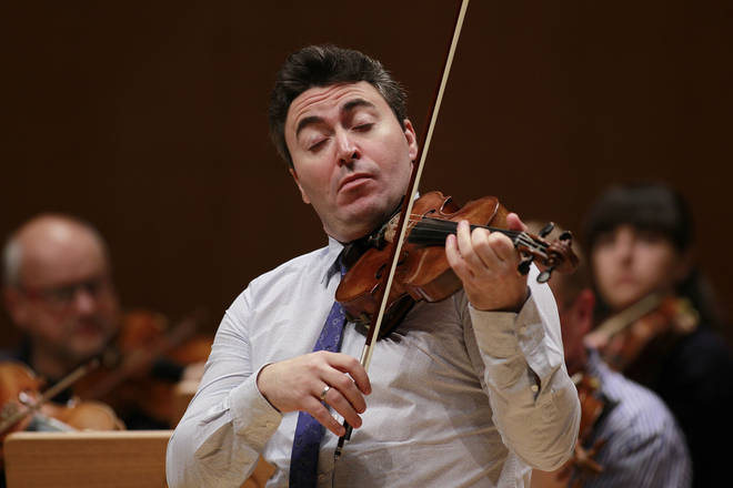 Maxim Vengerov reveals his five favourite violin works