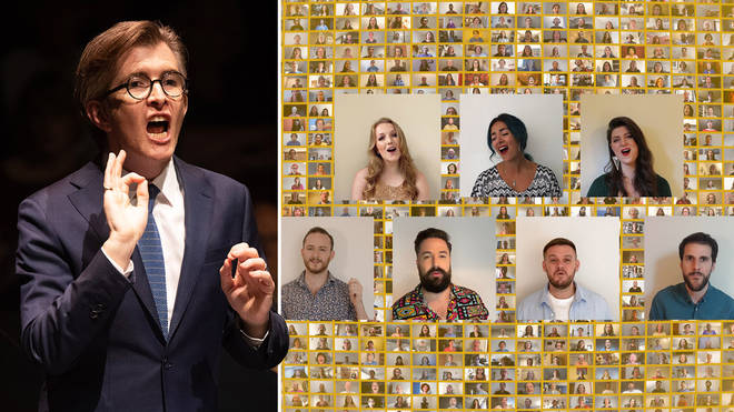 Gareth Malone on virtual choirs, and the power of the arts in COVID-19 recovery