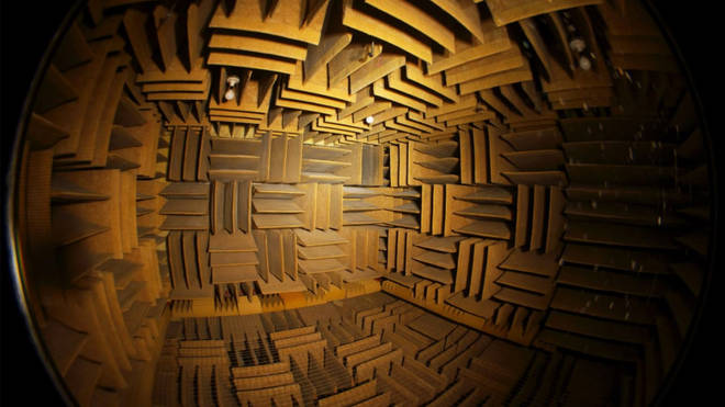 Minneapolis' Orfield Laboraties previously held the title for 'world's quietest room'