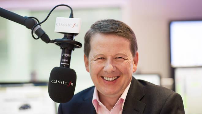 Bill Turnbull joins Classic FM