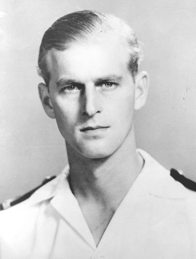 1951: The Duke of Edinburgh as Commander of the Frigate HMS Magpie