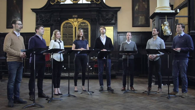 This vocal rendition of Elgar's Nimrod is an utterly sublime moment of music