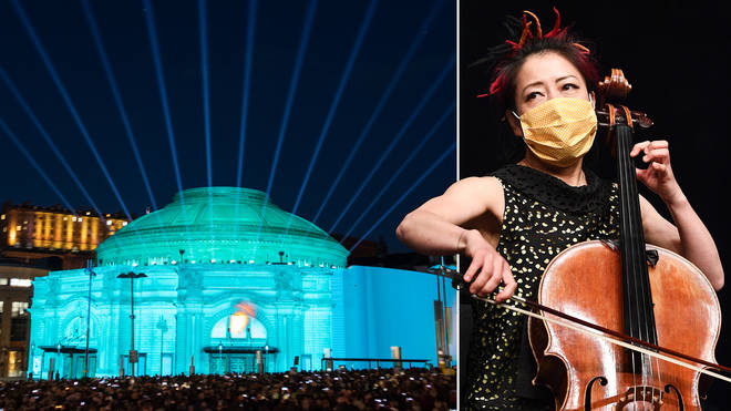 Edinburgh's International Festival to go ahead completely outdoors, for first time ever