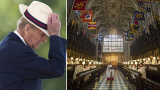The Duke of Edinburgh will be laid to rest at Windsor Castle