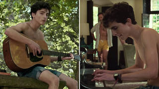 Can Timothée Chalamet play guitar and piano?