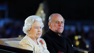 The Queen will sit alone at the Duke of Edinburgh's funeral