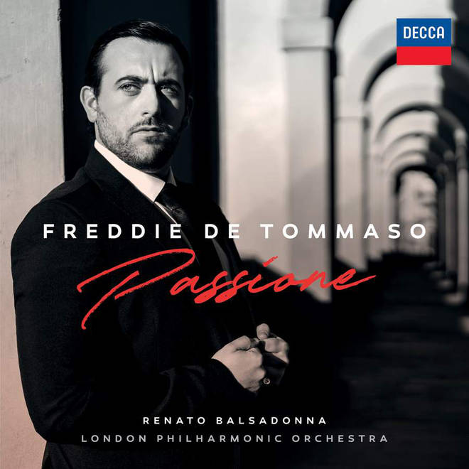 Classic FM Album of the Week: Freddie De Tommaso 'Passione'