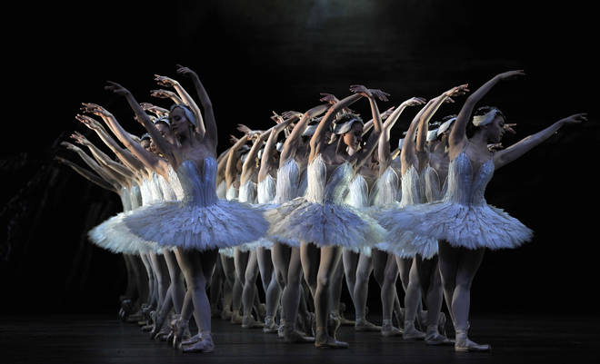 Scarlett's led the Royal Ballet's first redesign of Swan Lake in 30 years