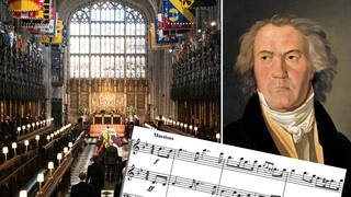'Beethoven's Funeral March' was played at the Duke of Edinburgh's funeral procession