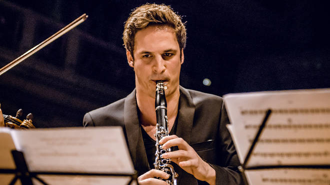 Andreas Ottensamer was the first ever solo clarinettist to sign with Deutsche Grammophon