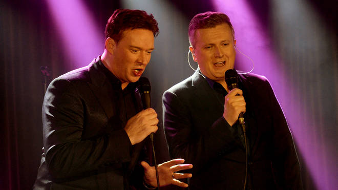 Aled Jones And Russell Watson, 'In Harmony' Album Launch