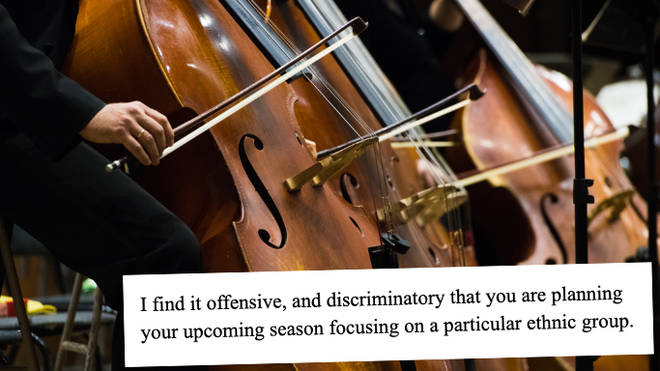 """Patron attacks the Detroit Symphony over """"offensive"""" season of Black composers, and the classical music world responded."""