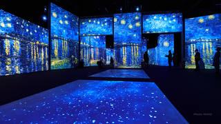 Van Gogh Alive in Zurich, Switzerland