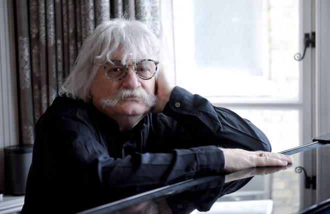 Welsh composer Karl Jenkins is one of the world's most performed living composers