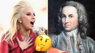 Lady Gaga's Alejandro samples Monti's Czardas; Bach provides inspiration for Muse