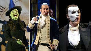 West End musicals: full list and dates of all shows reopening including Hamilton