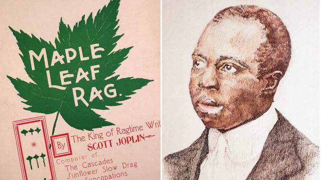 Maple Leaf Rag was Scott Joplin's biggest hit in his lifetime
