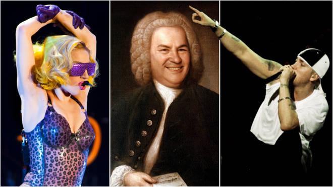 Lady Gaga, Eminem and Bach