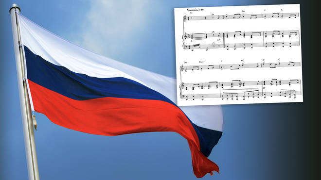 Russia's national anthem speaks to the complexity of its history.