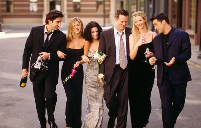 Friends Reunion set for 27 May
