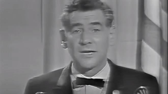 Leonard Bernstein introduces seven-year-old Yo-Yo Ma