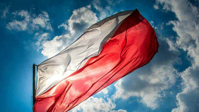 What are the lyrics to Poland's national anthem, and how does it translate into English?