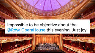 Classical music and opera lovers 'ecstatic' to be back in concert halls as live music returns