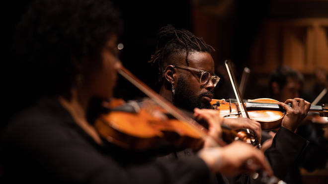 Chineke! Orchestra teams up with Christian Aid to highlight the climate emergency