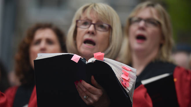 Amateur choirs react to delayed COVID-19 restrictions