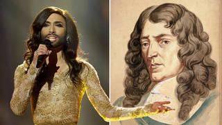 Eurovision opening theme: Conchita Wurst, Marc-Antoine Charpentier