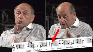 Ivan Fischer improves 'Happy Birthday'