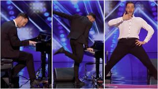 Patrizio Ratto on America's Got Talent