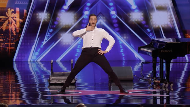 Patrizio Ratto surprises judges by breakdancing to Beethoven